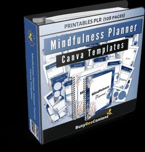 Mindfulness Planner